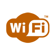 V celém areálu je volná wifi